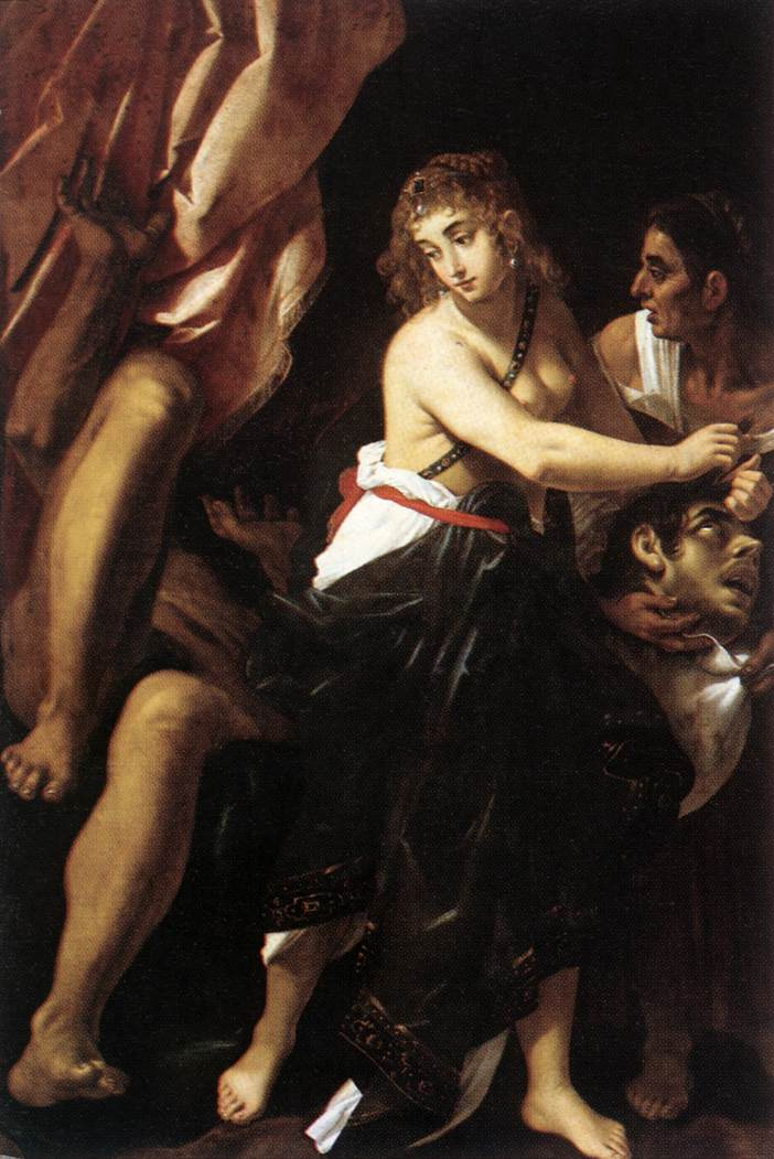 Painting, Judith and the Head of Holofernes, Giovanni Baglione